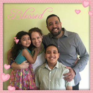 Pastor Louis & Family