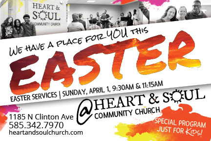 Easter at Heart & Soul Church